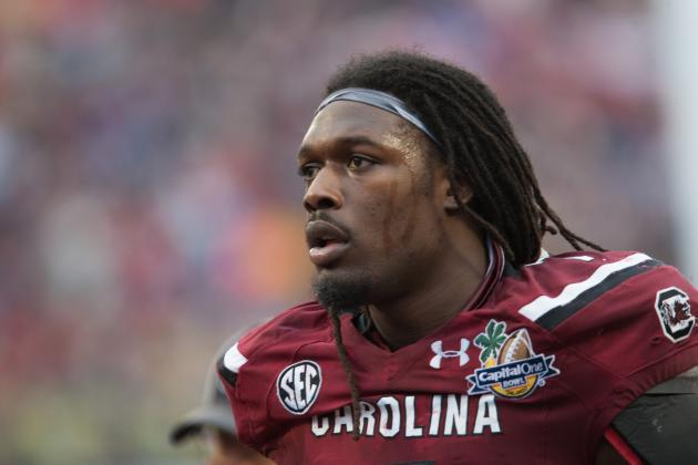 Jadeveon Clowney Will Have Best Performance at NFL Scouting Combine