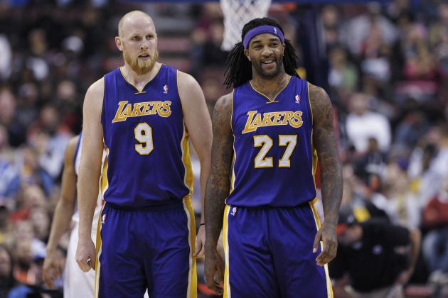 Lakers Trade Rumors: Latest on Jordan Hill, Chris Kaman and the Luxury-Tax Goal