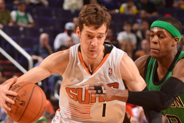 Phoenix Suns Feel Good on the Road