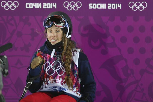 Olympic Freestyle Skiing 2014: Women's Halfpipe Medal Winners and Final Results