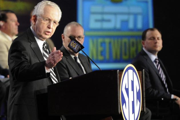 SEC Network Negotiations Shouldn't Be a Concern Quite Yet
