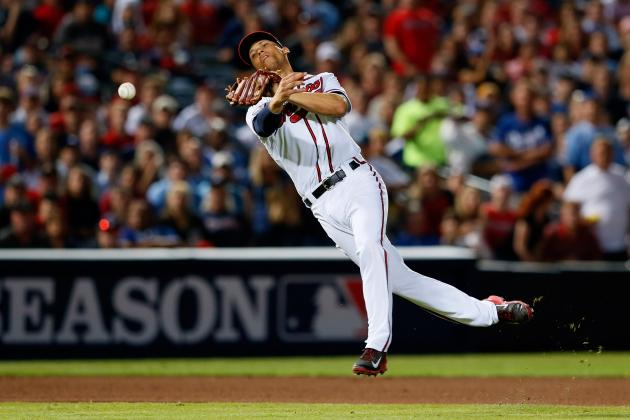 Andrelton Simmons' Glove, Upside Make $58 Million Extension a Steal for Braves