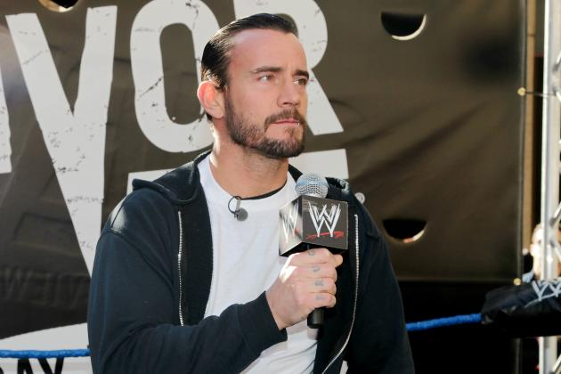 Vince McMahon Comments on CM Punk's Status Within WWE