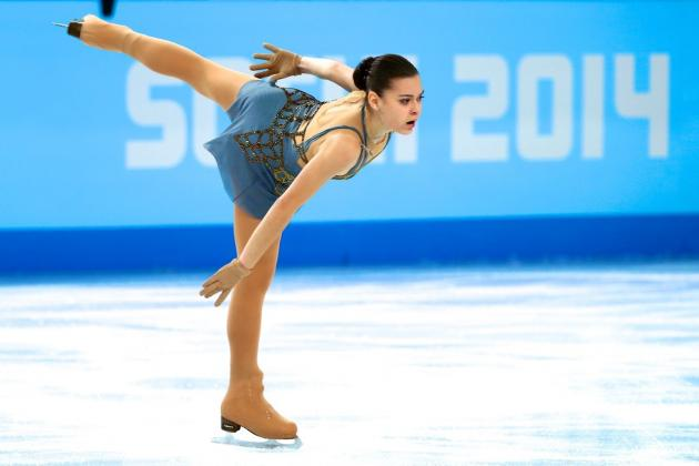 Olympic Figure Skating 2014: Live Results and Highlights of Women's Free Skate