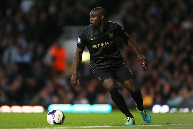 Analysing the Future Prospects for Micah Richards at Manchester City