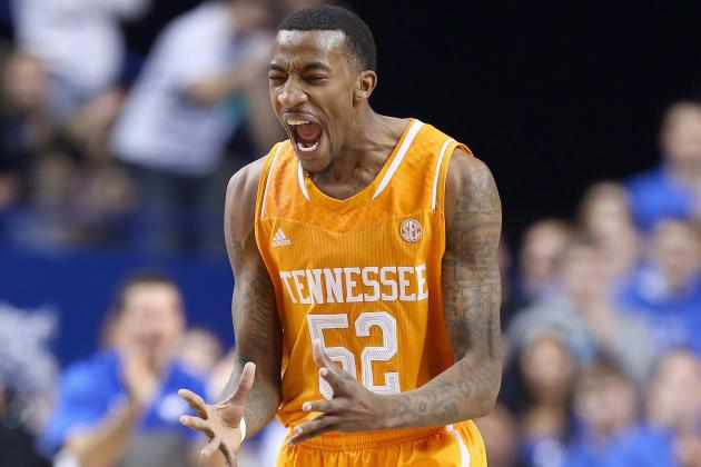 Arguments for and Against Tennessee's NCAA Tournament Hopes