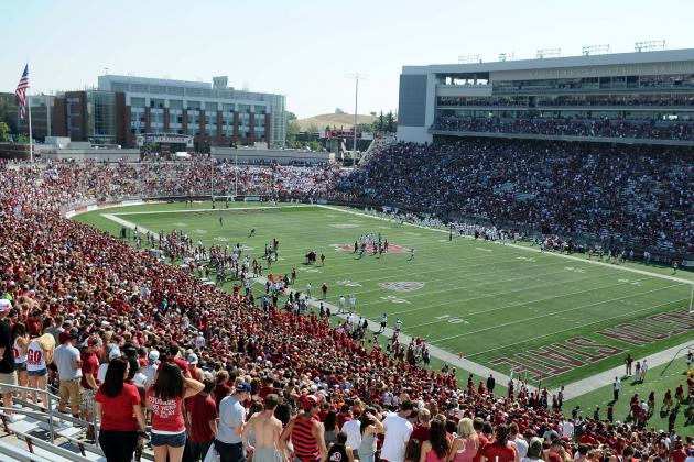 2014 a Big Year for Advancing Cougar Football in Martin Stadium