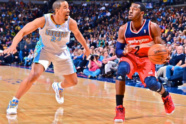 Andre Miller Trade Provides Washington Wizards with Right John Wall Mentor