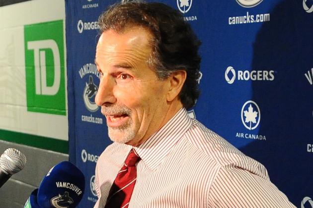 John Tortorella's Dog Days of Downtime