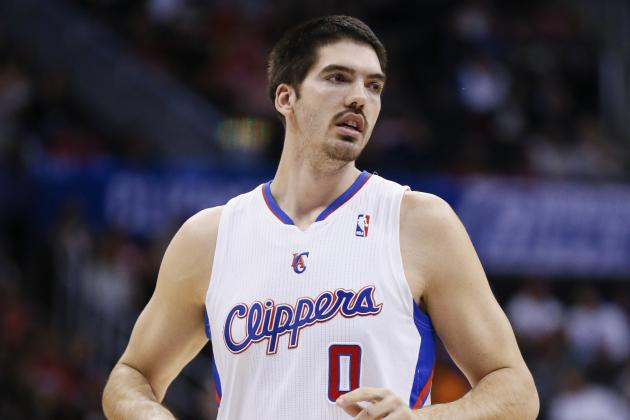 Los Angeles Clippers Reportedly Trade Byron Mullens to Philadelphia 76ers