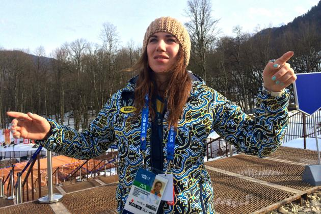 Ukraine Violence Spurs Olympian to Withdraw from Games, Return Home