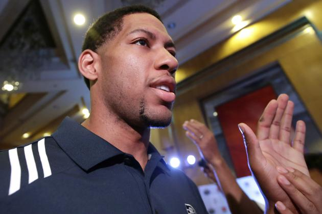 What's Next for Danny Granger After Philadelphia 76ers Trade?