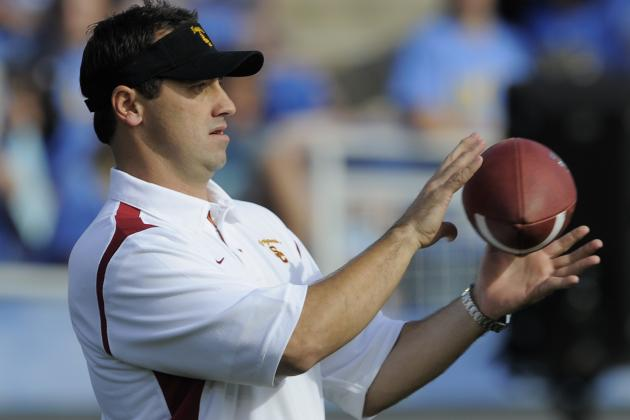 USC Football: Realistic Expectations for Steve Sarkisian's First Season
