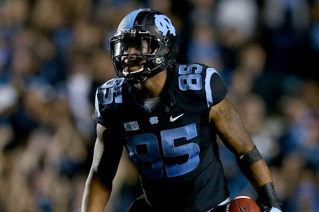 Packers Meeting with UNC TE Eric Ebron & Wisconsin OL Ryan Groy