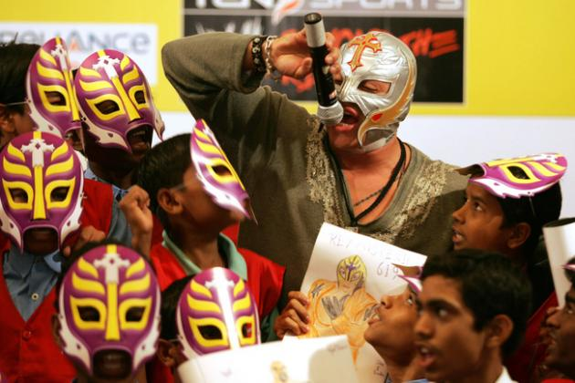 WWE Needs to See the Value in Signing Rey Mysterio to a New Contract