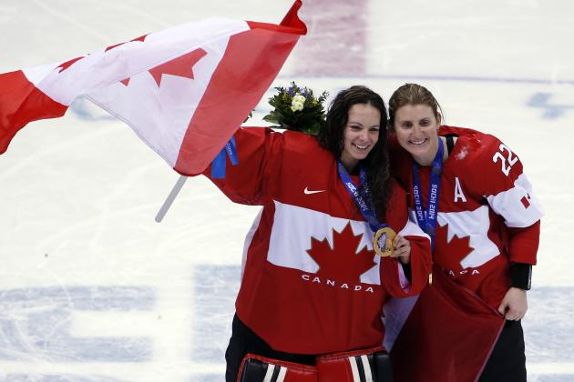 Will Women's Hockey Gold Medal Thriller Keep Sport off Thin Olympic Ice?