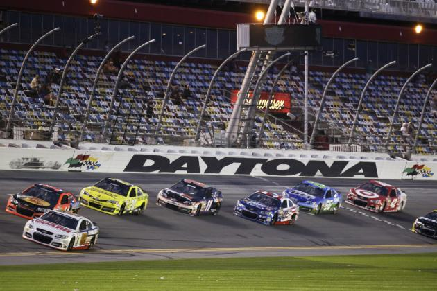 Daytona 500 2014: Race Schedule, Live Stream Info and Drivers to Watch
