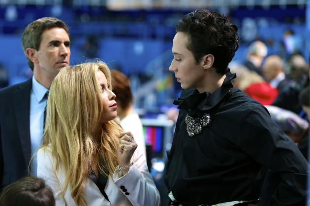 Johnny Weir and Tara Lipinski Packed an Absurd Amount for Sochi Olympics