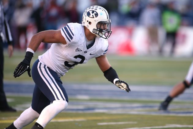 2014 NFL Draft: Updated Outside Linebacker Rankings with Draft Grades