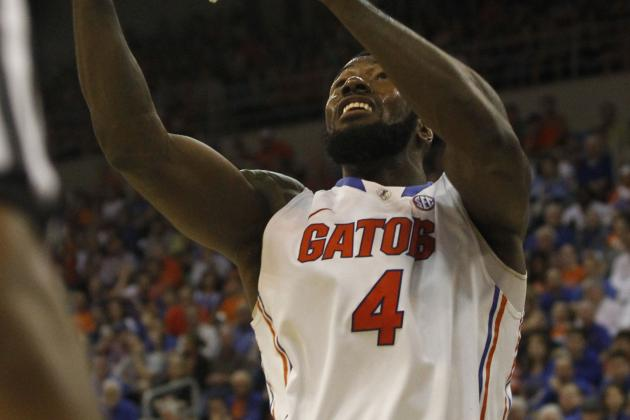 Florida's Patric Young Apologizes to Boston College on Twitter