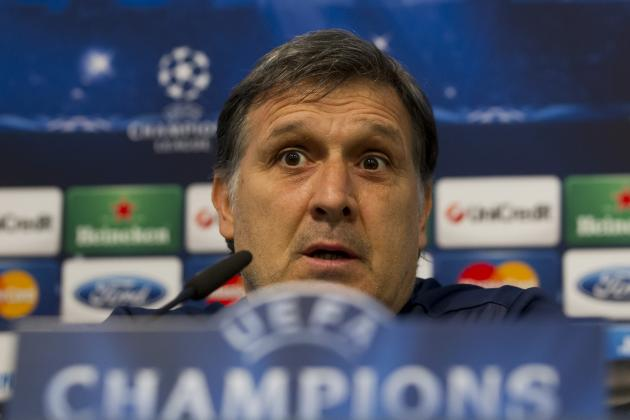 Why Gerardo Martino is Looking to Control Midfield for Barcelona In Major Games