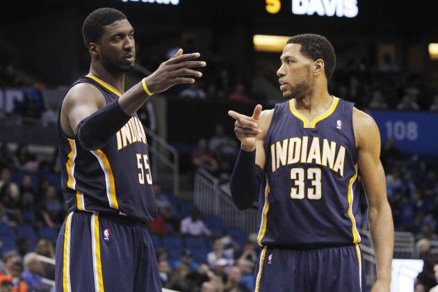 Despite Painful Trade, Pacers Win the Day