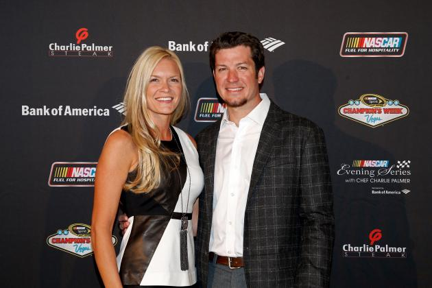 Sherry Pollex: Pictures of Daytona 500 Driver Martin Truex's Girlfriend