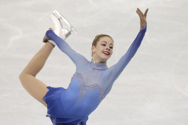 In Defeat, Gracie Gold, Polina Edmunds Signal Revival for U.S. Figure Skating