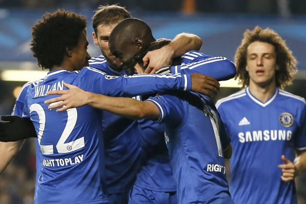 Why Chelsea Are Carrying the Premier League Weight in the Champions League