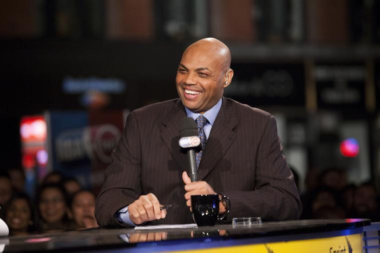 Throwback Thursday: Charles Barkley Dunks On, Then Later Pranks Manute Bol