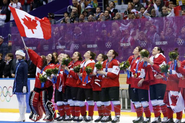 Canadian Olympic Hockey Team 2014: Gold-Medal Win in Sochi Sweetest of All