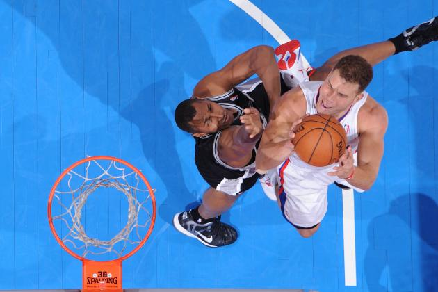 Blake Griffin Says He's the Best Power Forward in the NBA