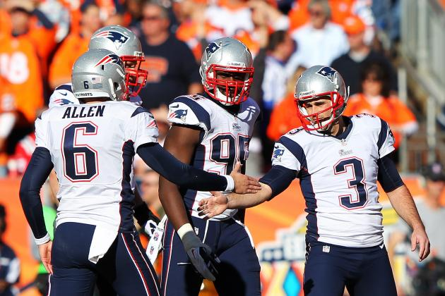 State of the New England Patriots Position by Position: Specialists