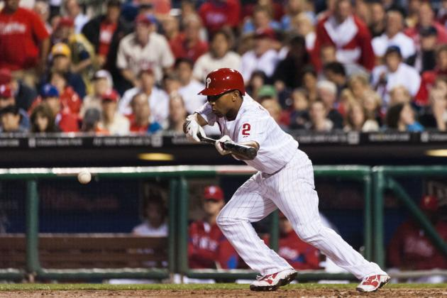 Breaking Down Ben Revere's Role on Philadelphia Phillies' Roster