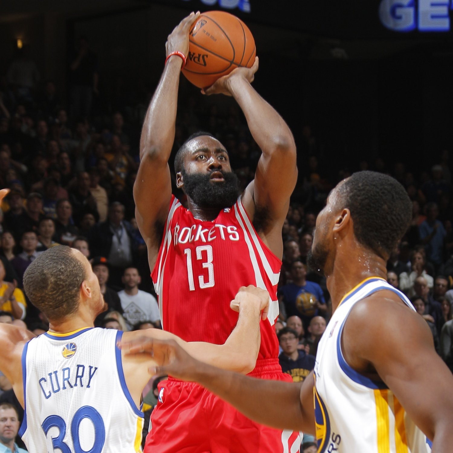 Warriors Vs Rockets Live Stream Game 3: Houston Rockets Vs. Golden State Warriors: Live Score And