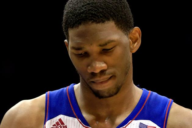 Embiid feeling healthy, closing in on KU freshman blocks record - KansasCity.com