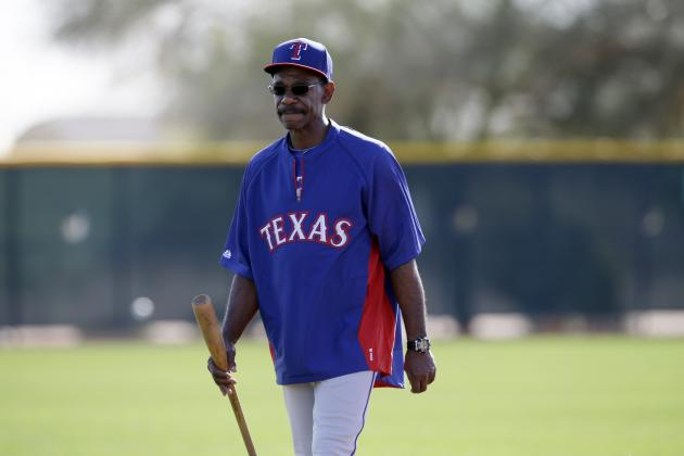 Texas Rangers' Spring Training To-Do List
