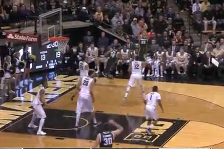 Video: Sparty Sets School-Record with 17 Treys in Win