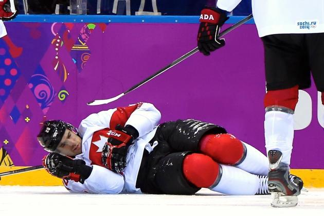 Olympic Injuries Shouldn't Be a Reason for the NHL to Pull out of South Korea