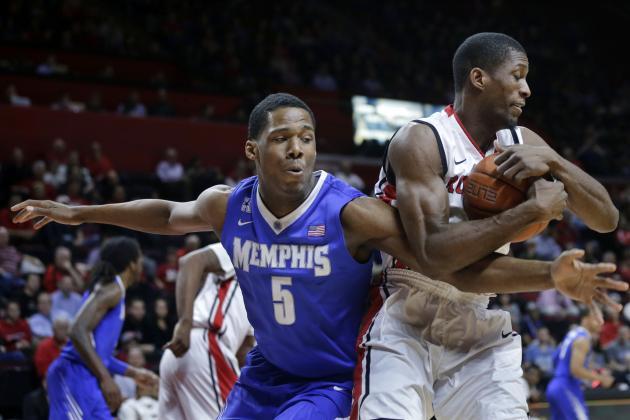 Memphis 64, Rutgers 59