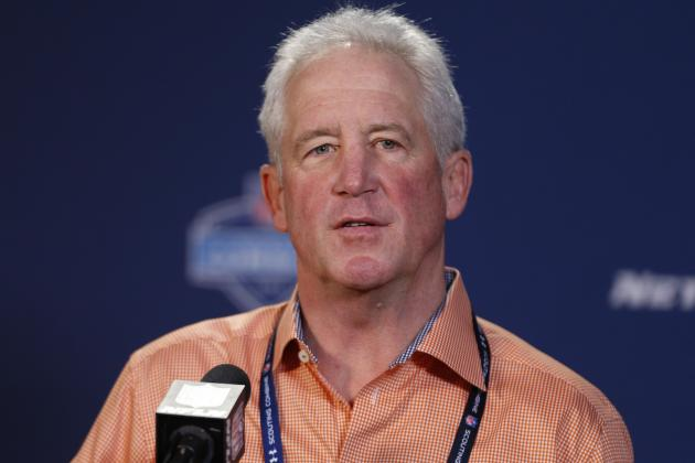 Denver Broncos: Notes and Quotes from the 2014 NFL Scouting Combine