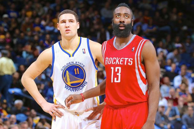 Houston Rockets vs. Golden State Warriors: Live Score and Analysis