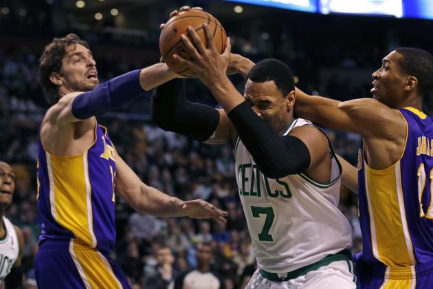 Which Franchise Will Return to Glory First, L.A. Lakers or Boston Celtics?