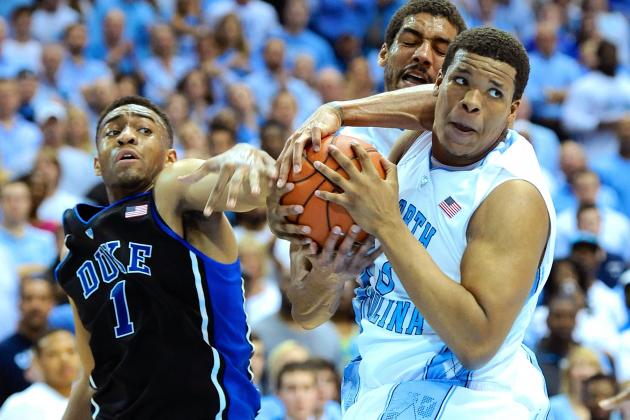 Duke vs. North Carolina: Live Score, Highlights and Reaction