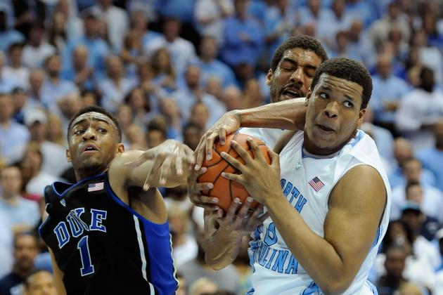 UNC 1st Ever to Beat AP Preseason No. 1, 2, 3 and 4