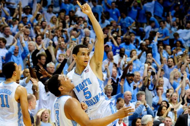 Second-Half Defensive Adjustment, Paige Lead UNC Past No. 5 Duke
