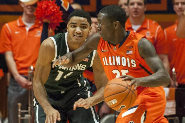 Illinois Basketball: Freshman Kendrick Nunn a Superstar in the Making