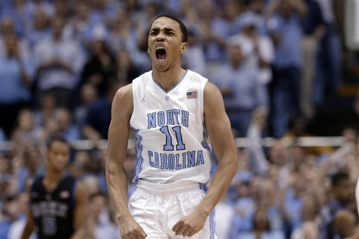 North Carolina Hot Streak Jumps to Another Level with Rivalry Win over Duke