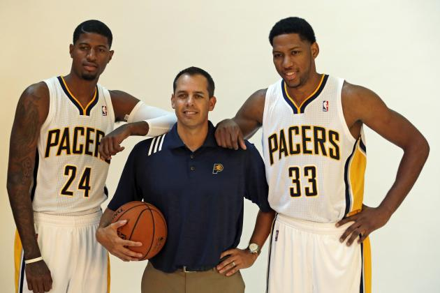 Danny Granger Trade Upset Paul George