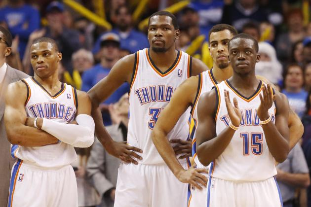 Blowout Loss to Miami Heat Shows Why OKC Thunder Need Healthy Russell Westbrook